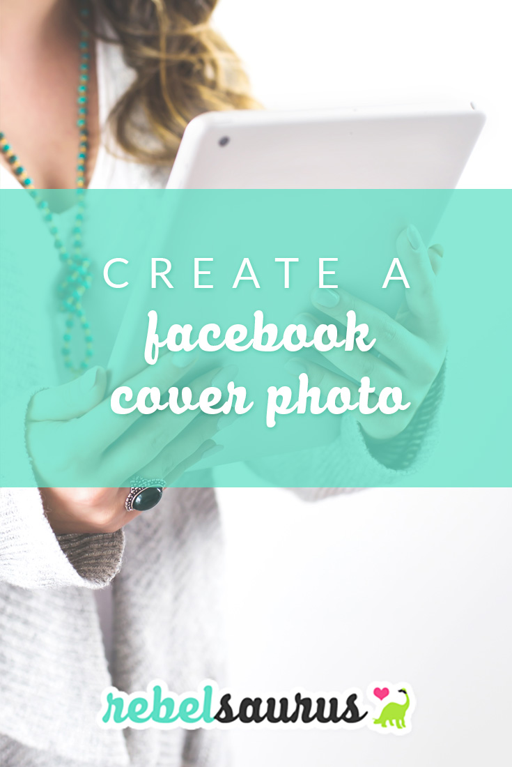 For any snazzy Facebook page, you'll want to make a Facebook cover photo to showcase your brand and take advantage of this huge canvas of space. Today we're going to create a Facebook cover photo with the free online photo editor Canva.