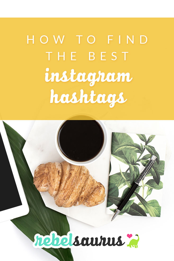 In this video I'll talk about how to find the best Instagram hashtags for your business or blog using a handy dandy free tool. Within minutes you can find the best Instagram hashtags for your particular niche that will increase your likes and followers.