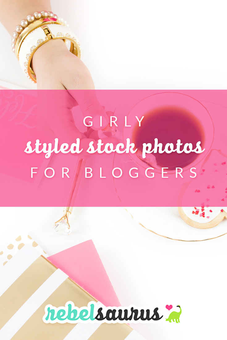 Styled stock photos are a popular way to decorate your blog post graphics and Pinterest graphics with a feminine touch. Here is a selection of premium girly styled stock photos for bloggers that you might like with flowers, plants, Macbooks, journals, confetti, and more. :)