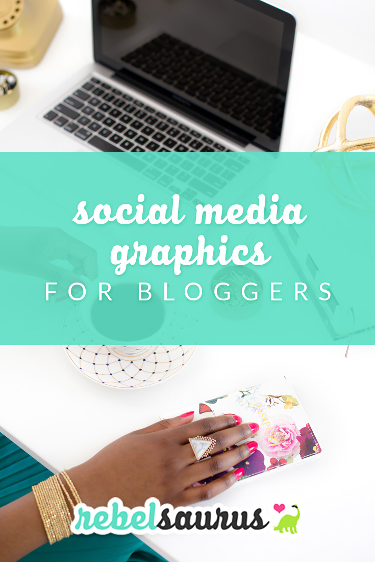 Using premade templates for creating your social media graphics is an affordable way to add professional design to your branding. Here are some great social media graphics for bloggers that let you edit and customize the templates however you'd like.