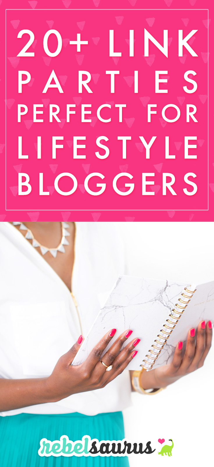 "If you're looking for a way to get new eyeballs on your lifestyle blog posts, such as recipes or DIY projects from your blog, here are 20+ link parties for lifestyle bloggers. Link parties, or linky parties, are a way for bloggers to add their posts weekly to another blogger's ""party"" on a specific blog page and connect with other bloggers online."