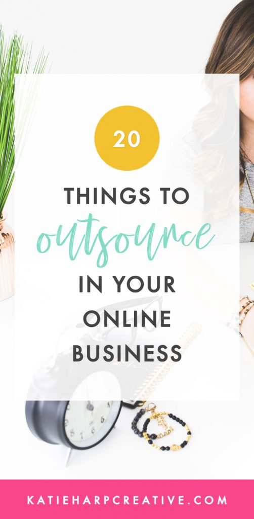 With so many different tools out there for online business, it's really possible to automate or outsource just about any part of your online business you'd like. 😃
