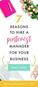7 Reasons to Hire a Pinterest Manager for Your Business