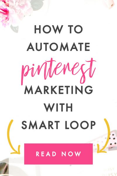 Pinterest can be a super effective way to market your online business or blog, especially if you're in an industry that's very visual or geared toward women.  If you're marketing a blog, you can automate Pinterest marketing to promote your posts and get seen by potentially thousands of people.