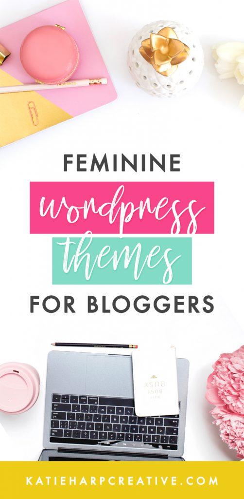 Feminine WordPress Themes for Entrepreneurs