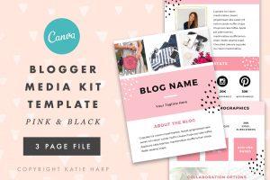 media-kit-template-pink-black1