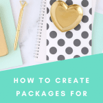 How to Create Packages for Your Services