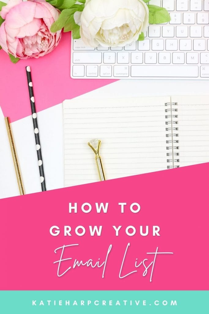 As an online entrepreneur, you have probably already heard about the importance of having an email list to grow your business. It's definitely a good way to stay in contact with your audience and customers potentially for years to come. Here's how to grow your email list.