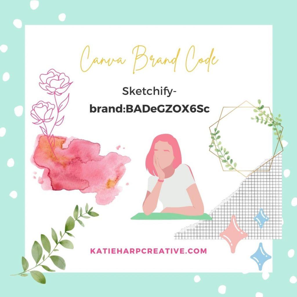 Canva Brand Codes